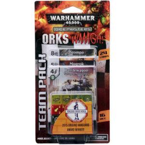 Orks WAAAGH! Team Pack: Warhammer 40,000 Dice Masters