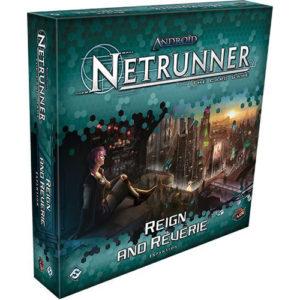 Android Netrunner LCG Netrunner Deluxe: Reign and Reverie