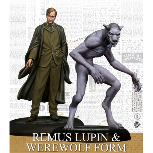 Remus Lupin Exp Harry Potter Miniatures Adventure Game (HPM)
