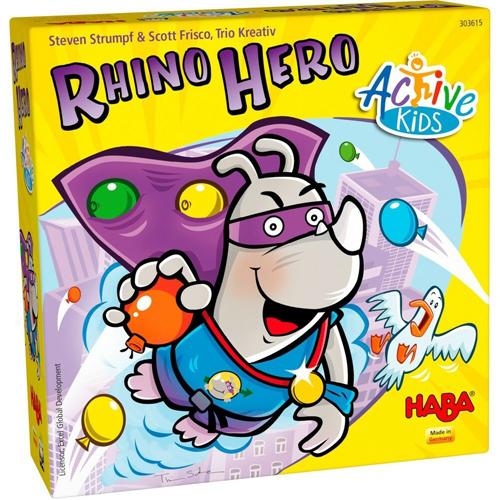 Rhino Hero Action- Active Kids