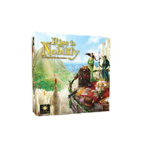 Rise to Nobility Deluxe Edition (2nd Print) - Kickstarter Exclusive