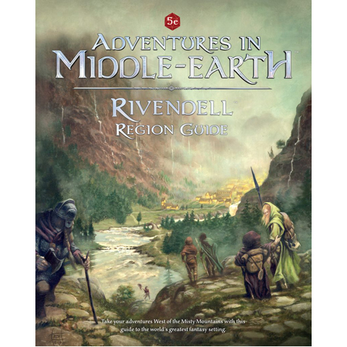 Rivendell Region Guides: Adventures in Middle-Earth