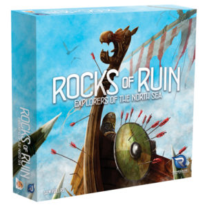 Rocks of Ruin: Explorers of the North Sea Expansion