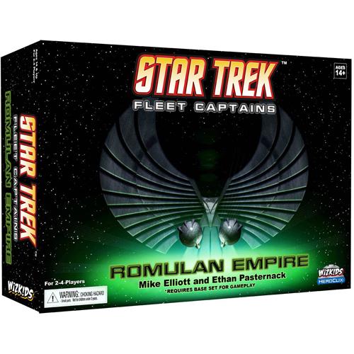 Romulan Empire: Star Trek Fleet Captains