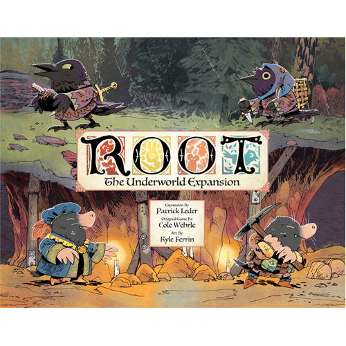 Root: The Underworld Expansion KS Edition