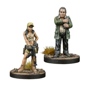 Rosita and Eugene Booster: All Out War