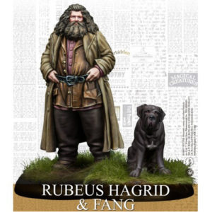 Harry Potter Miniatures Adventure Game: Rubeus Hagrid Expansion (HPM)