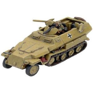 Sd Kfz 251/16C (Flamm)