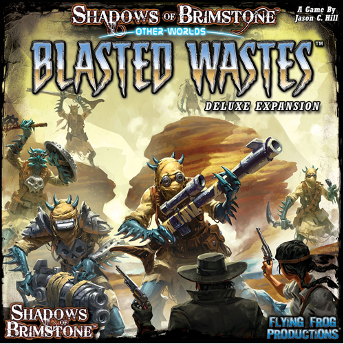 Shadows of Brimstone: Blasted Wastes - Deluxe OtherWorld