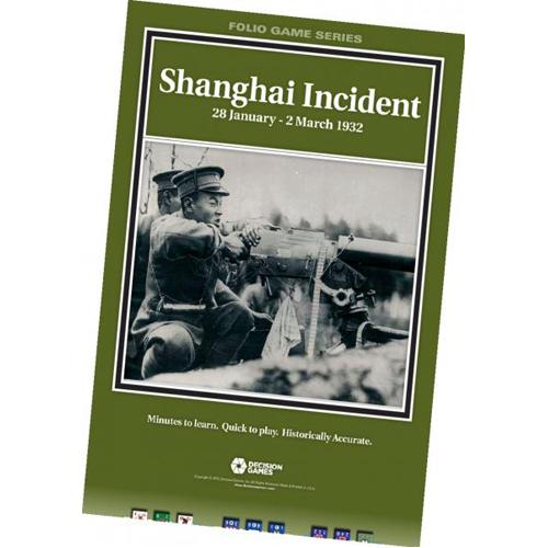 Shanghai Incident: 28 January - 2 March 1932 Folio Series
