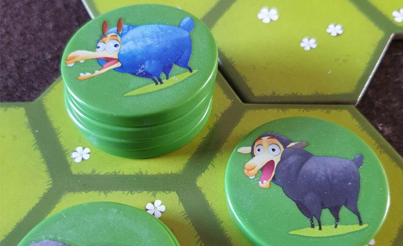 Sheep Battle Review - Sheep Tokens