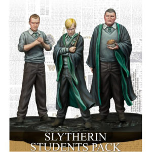Harry Potter Miniatures Adventure Game: Slytherin Students Expansion (HPM)