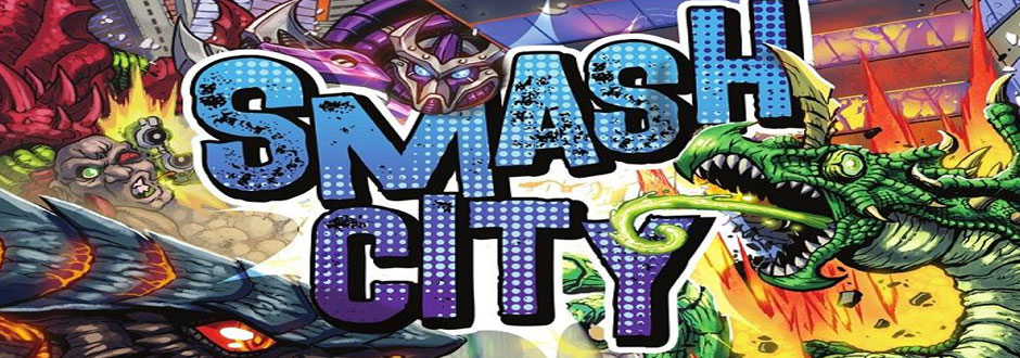 Smash City Preview