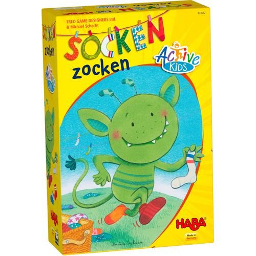 Socken Zocken (Lucky Sock Dip) – Active Kids