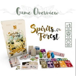 Spirits of the Forest Deluxe Edition - Kickstarter Exclusive