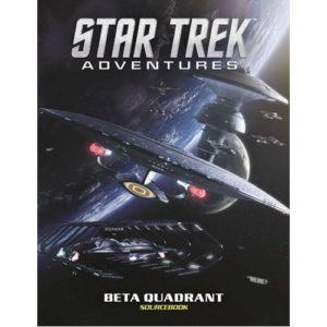 Star Trek Adventures: Beta Quadrant Sourcebook