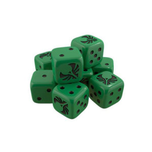 Star Trek Ascendancy Expansion: Dice Romulans (x9)
