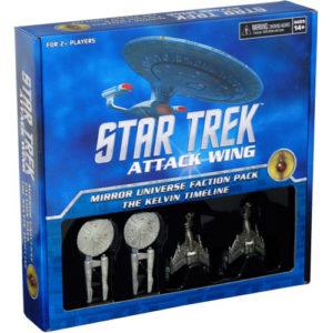 Star Trek Attack Wing: The Kelvin Timeline