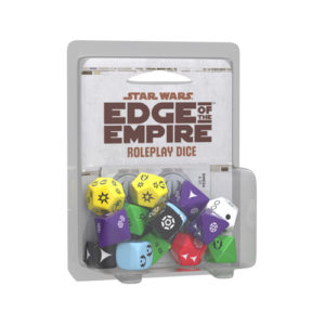 Star Wars: Edge of the Empire RPG - Roleplay Dice