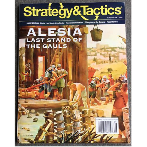 Strat. & Tact. Issue #312 (Alesia)