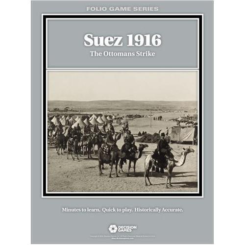 Suez 1916: WW1 battles Folio Series