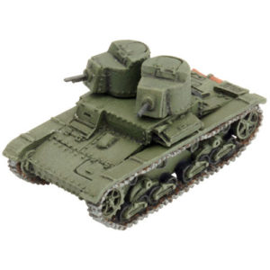 T-26 obr 1932 (with KhT-26 option)