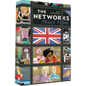 Telly Time The Networks Expansion