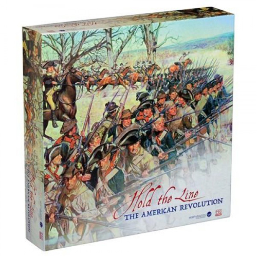 The American Revolution: Hold The Line (Base Game)