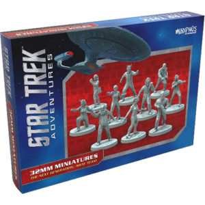 Star Trek Adventures: The Next Generation 32mm Miniatures