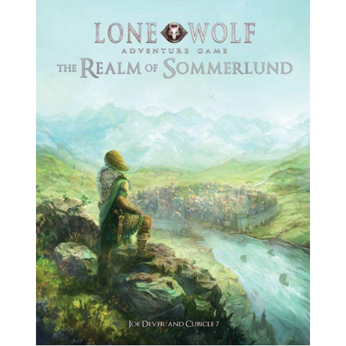 The Realm of Sommerlund: Lone Wolf