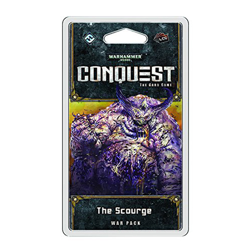 The Scourge War Pack: Conquest LCG