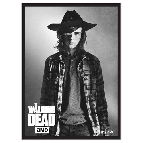 The Walking Dead: Carl Standard Deck Protector Sleeves (50)
