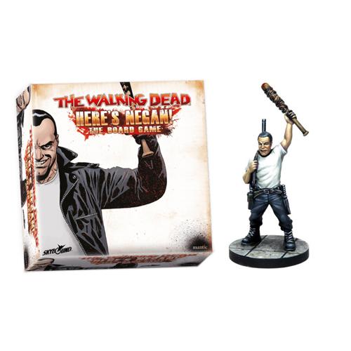 The Walking Dead: Here's Negan