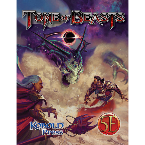 Tome of Beasts (5E) Hardcover