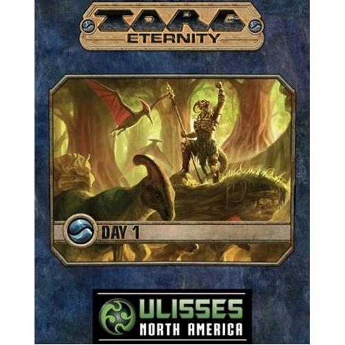 Torg Eternity: Possibilities