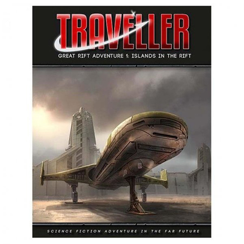 Traveller:Adventure 1: Islands in the Rift