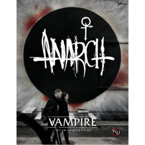 Vampire: The Masquerade 5th Ed Anarch Supplement