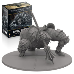 Vordt of the Boreal Valley Exp: Dark Souls The Board Game