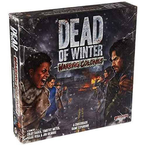 Warring Colonies Expansion: Dead of Winter