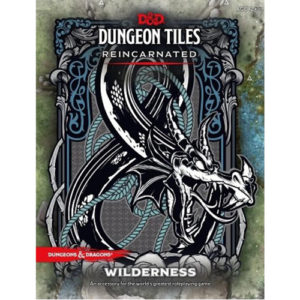 Dungeons & Dragons: Wilderness: Dungeon Tiles Reincarnated (DDN)