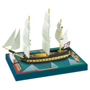 Sails of Glory: HMS Africa 1781/ HMS Vigilant 1774