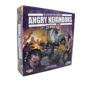 Zombicide Angry Neighbors