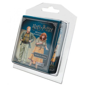 Harry Potter Miniatures Adventure Game: Molly and Arthur Weasley Expansion (HPM)