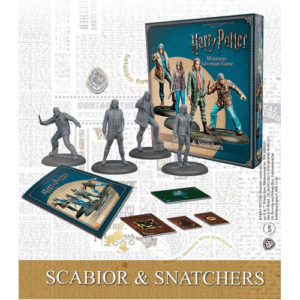 Harry Potter Miniatures Adventure Game: Scabior and Snatchers Expansion (HPM)