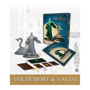 Harry Potter Miniatures Adventure Game: Lord Voldemort and Nagini Expansion (HPM)