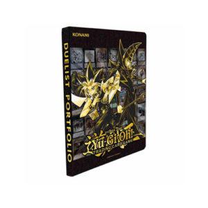 Yugioh: Golden Duelist Collection 9-pocket Duelist Portfolio
