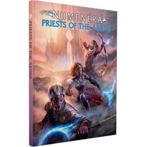 Numenera RPG: Priests of the Aeons