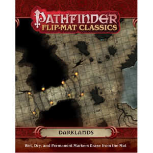 Pathfinder RPG: Darklands Flip-Mat