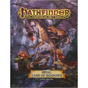 Pathfinder RPG: Nidal Land of Shadows Campaign Setting