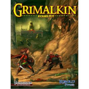 Pathfinder RPG: Grimalkin